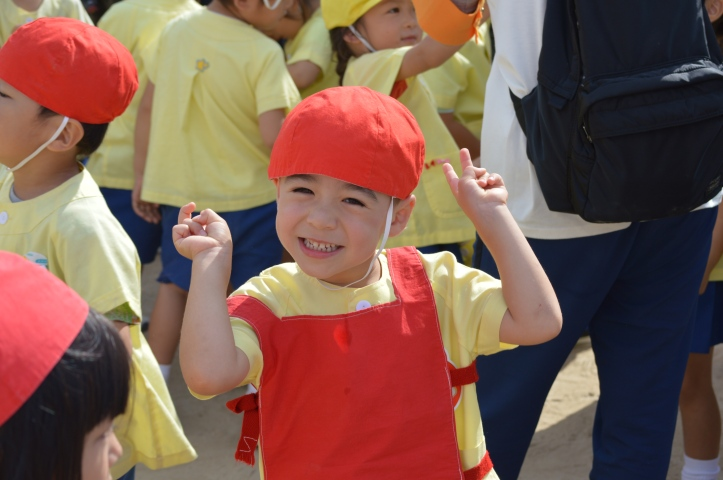 My happy boy as the anchor runner of his event. He is the tallest in his class so he is always the anchor